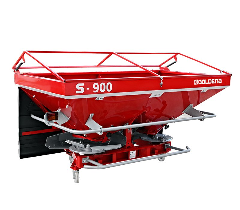 FERTILIZER SPREADER SUPER